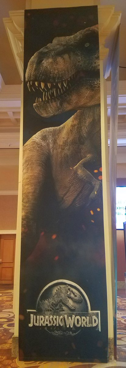 Movie Posters From Licensing Expo 2017