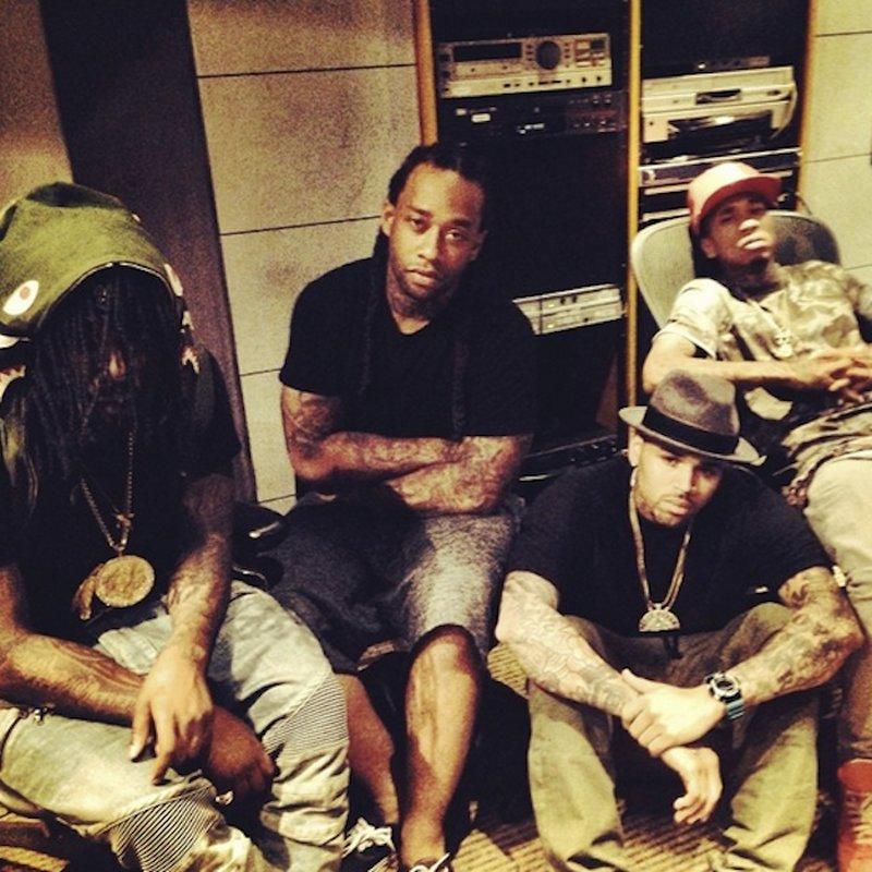 Chris Brown – Surprise You Lyrics ft. Ty Dolla Sign & Kid Ink