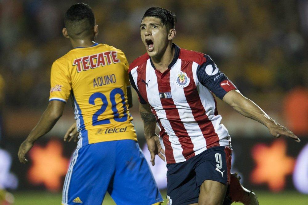 Ver en Vivo Chivas vs Tigres partido de vuelta 2017