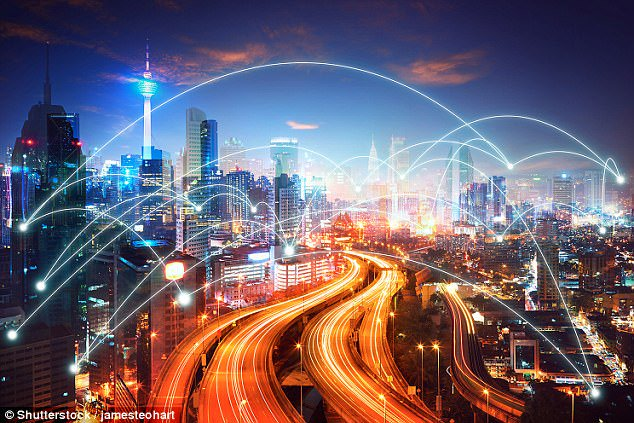 Expert reveals how #smartcities will REALLY change your day  #SmartCity #IoT
