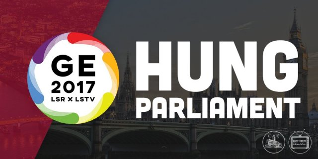 The result is here - we have a hung parliament. Thanks to everyone who joined our, @LeedsStudentTV and @gusttv's coverage of #GE2017!