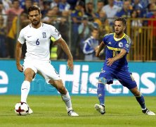 Video: Bosnia-Herzegovina vs Hy Lạp
