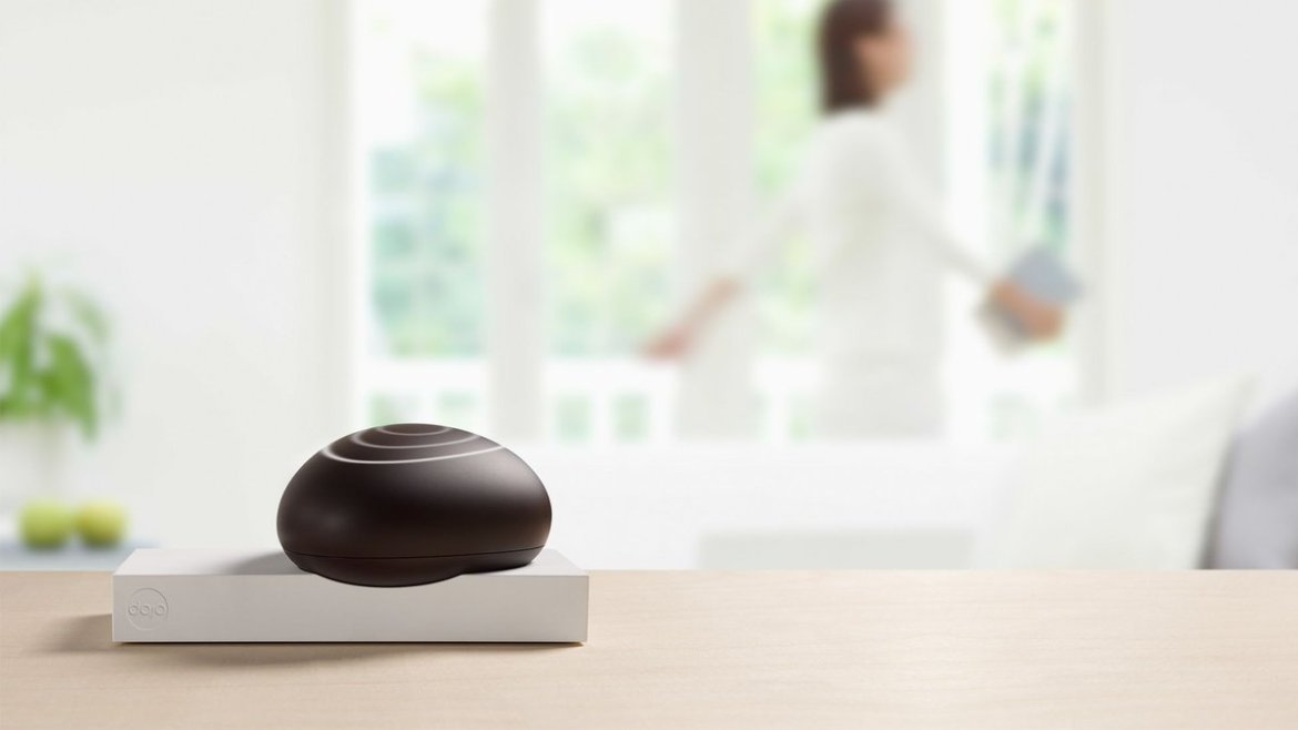 Dojo is another oddly shaped solution to securing your home network