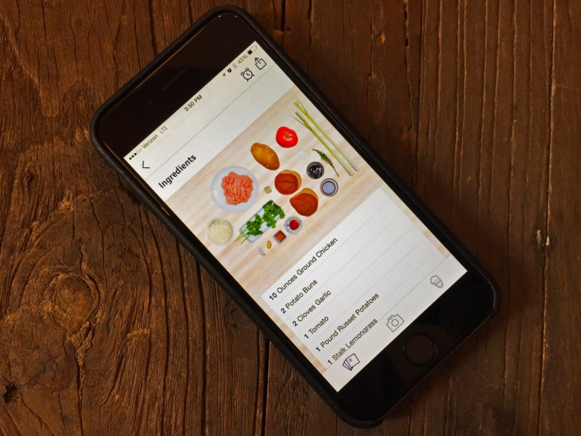 Meal ingredient delivery service Blue Apron files to go public  #5G #IoT #mobile