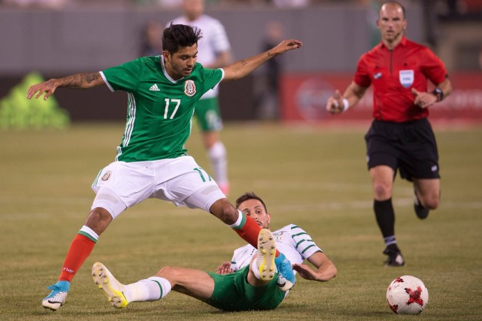 Resumen de México vs Irlanda 2017