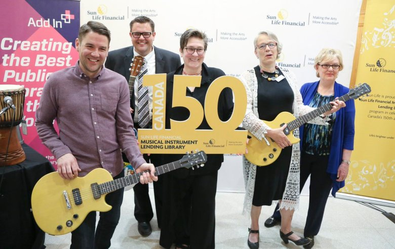 """lisa ritchie on twitter: """"successful launch of the @sunlifeca"""
