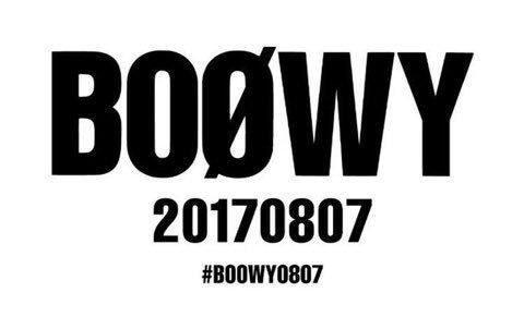 test ツイッターメディア - 何が起こるんだ?? #BOOWY0807 https://t.co/CATuKrlLy7