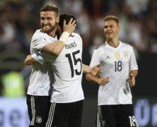 Video: Đức vs San Marino