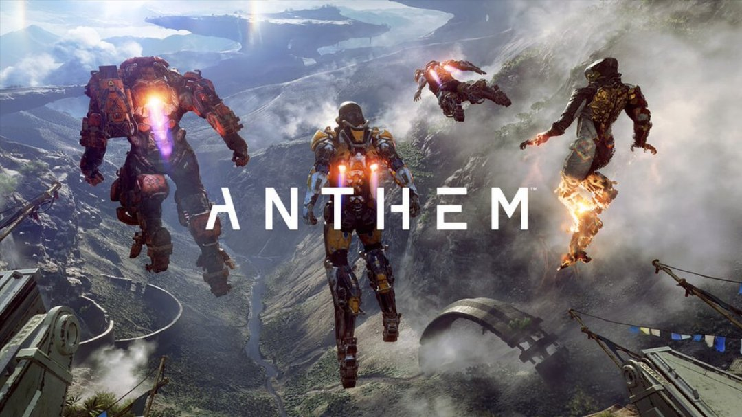 EA & BioWare Announce Anthem