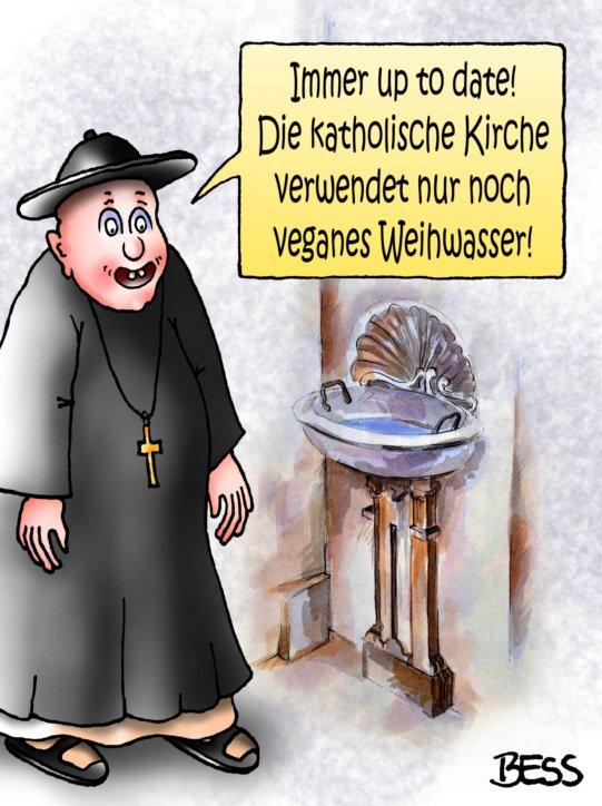Kirche Und Humor