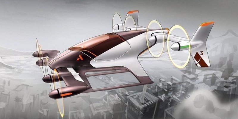Airbus wants to test autonomous flying cars sometime this year:   #Tech #News #IoT