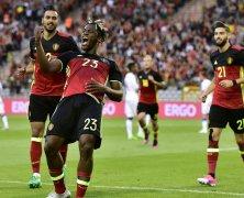 Video: Bỉ vs Cộng Hòa Séc