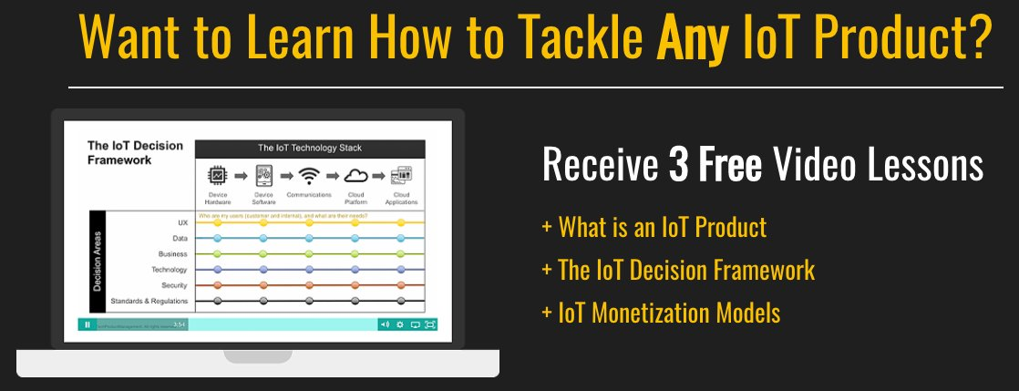 RT @delizalde: Get FREE IoT training for Product Managers  #IoT #IIoT #IoE #prodmgmt