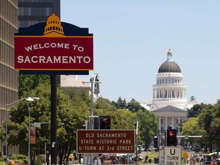 Verizon and Sacramento partner for smart city tech to upgrade infrastructure  #iot