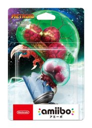 Image result for metroid amiibo box