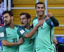 Video: Nga vs Bồ Đào Nha