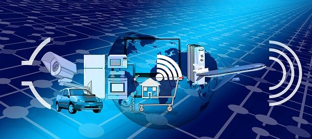 For #IoT over #WiFi, 802.11ax is the New HaLow  #wireless #networks