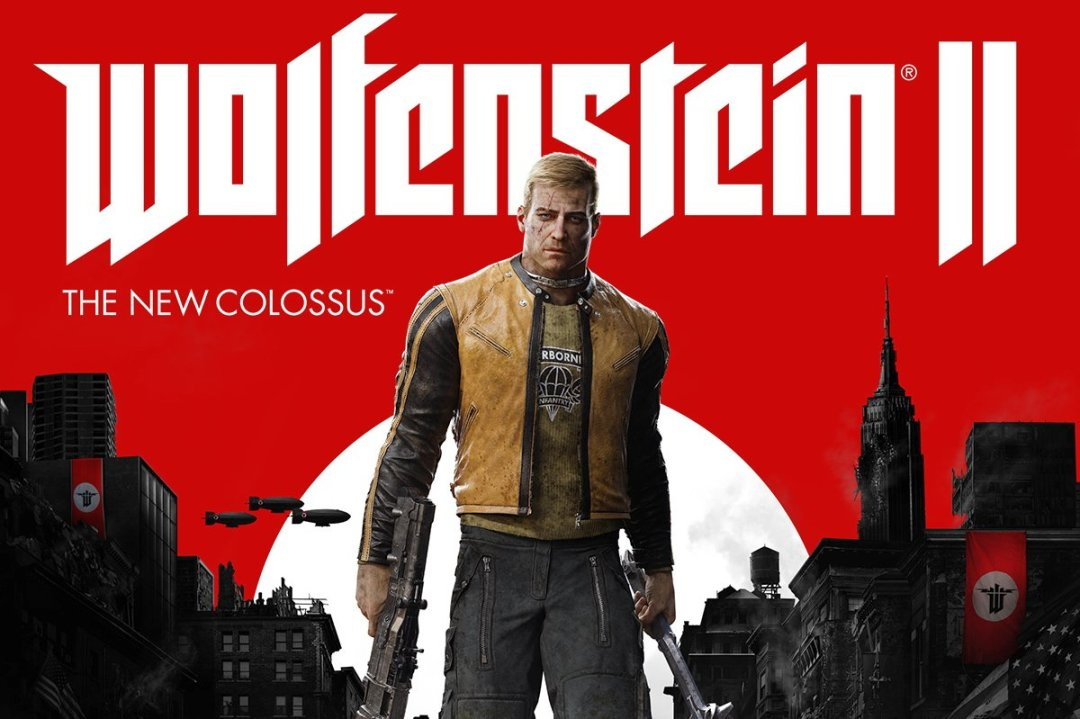 Wolfenstein II: The New Colossus Announced