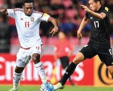 Video: Thái Lan vs UAE