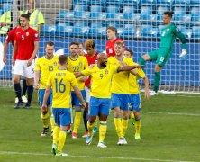 Video: Na Uy vs Thụy Điển
