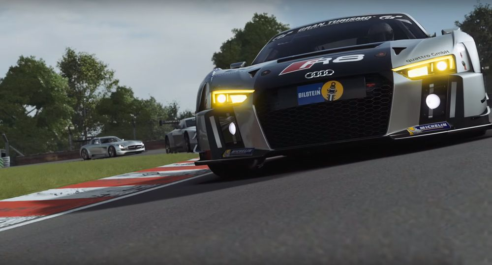 Gran Turismo Sport's #VR Mode Only Supports One-On-One Races