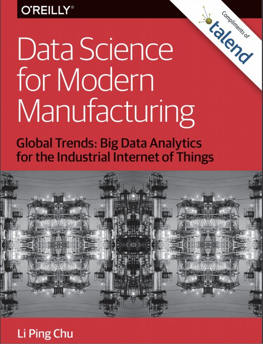 4 Major Trends Driving the Industrial #IoT. Free O'Reilly Media Report Here - |