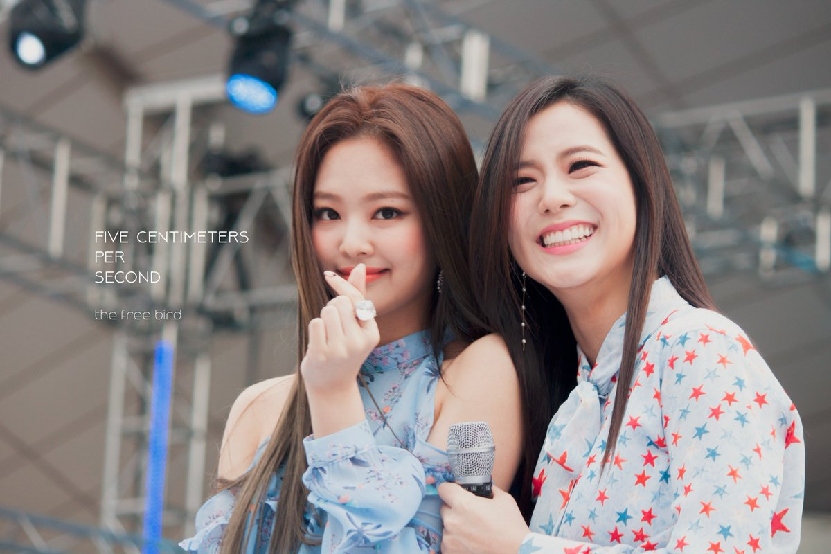 Image result for jisoo jennie site:twitter.com