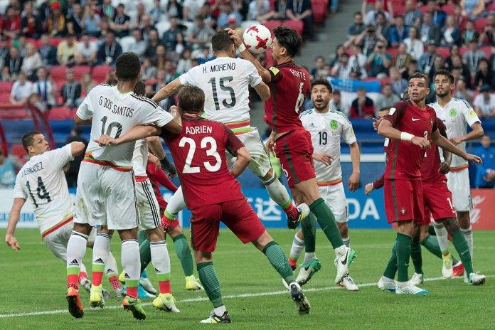 El segundo gol de México vs Portugal