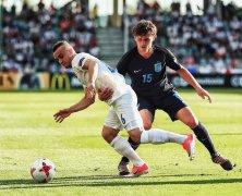 Video: U21 Slovakia vs U21 Anh