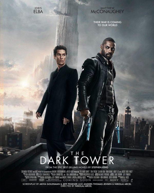 Nieuwe Dark Tower poster