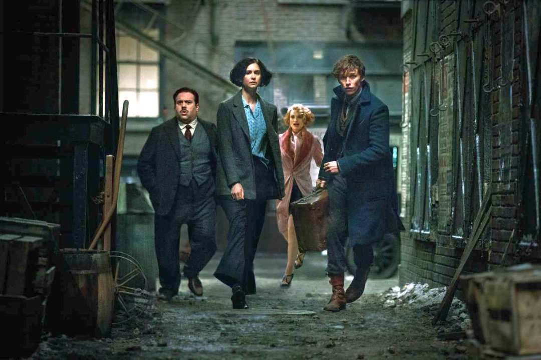 Fantastic Beasts 2 Synopsis Revealed As Filming Begins