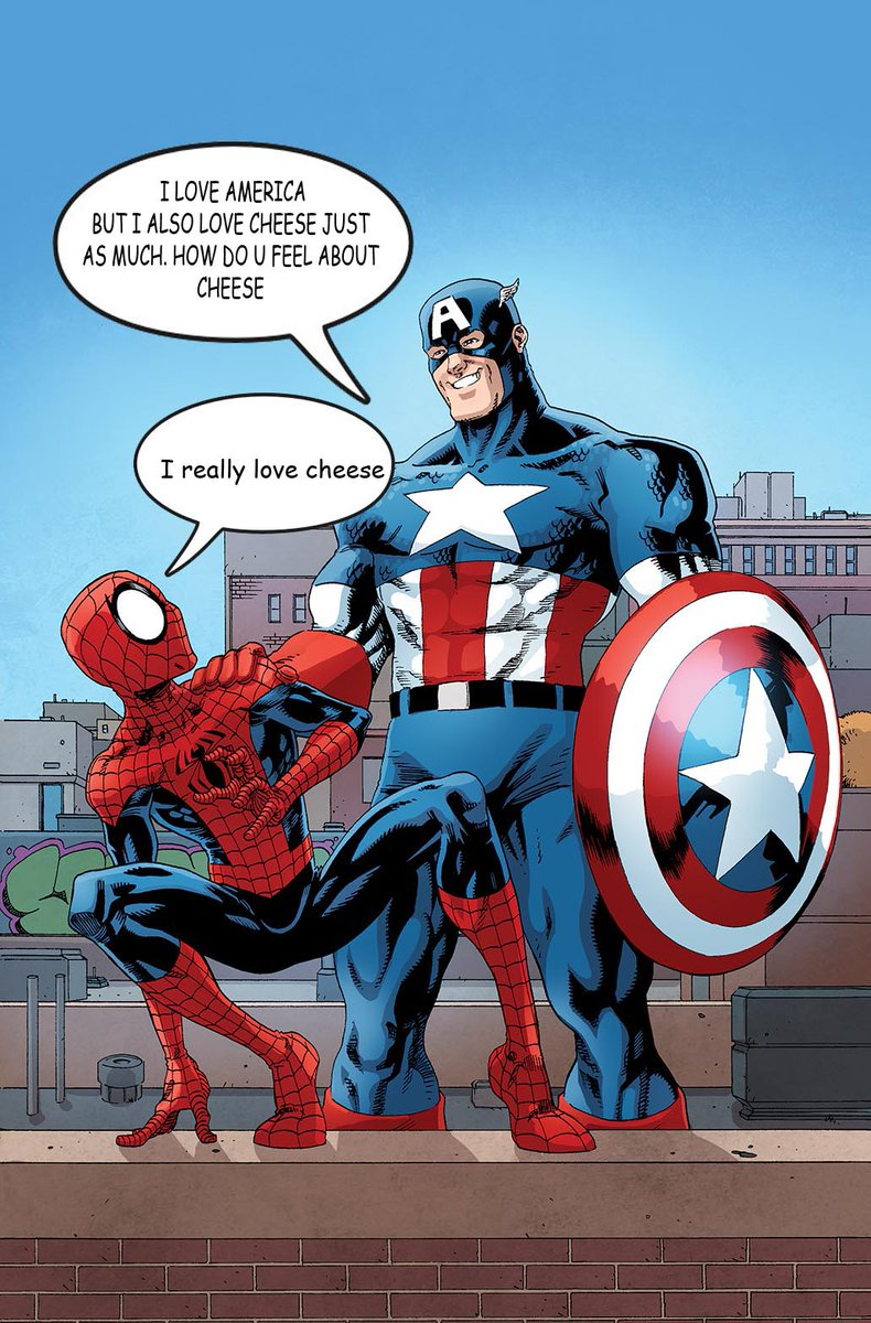 Nate Stockman Na Twitteri Happy Birthday Captain America Who Could Forget This Classic Captain America Moment Not Me