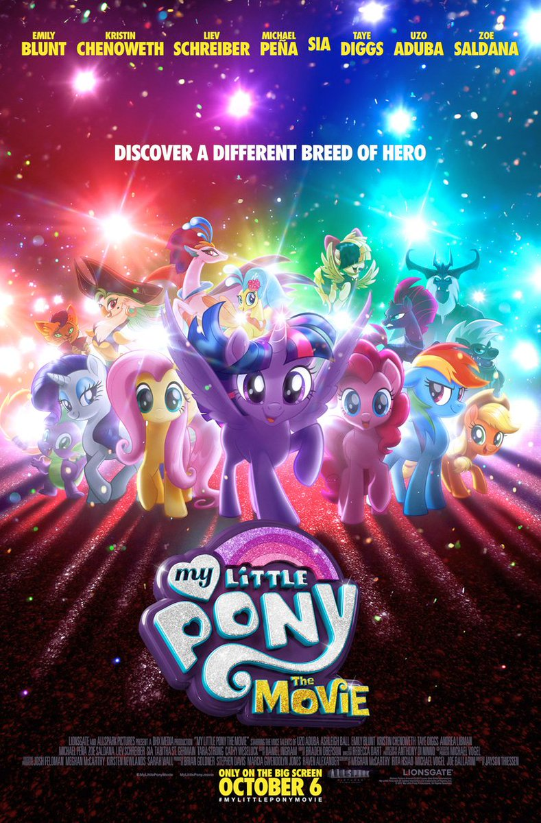 My Little Pony: The Movie Trailer