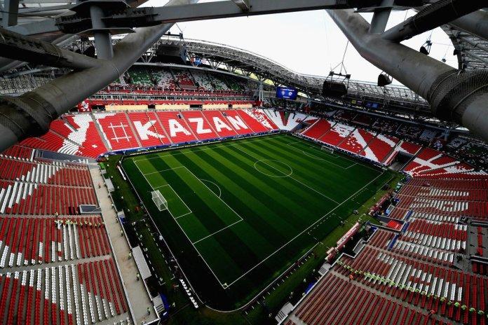 Estadios de Rusia 2018: Kazán Arena
