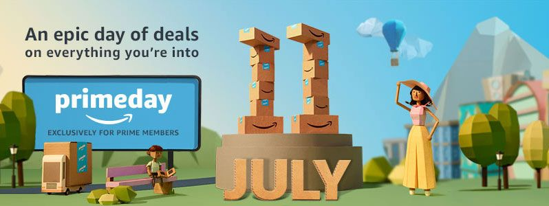 Amazon Prime Day is on July 11, with early access on July 10 #techradio