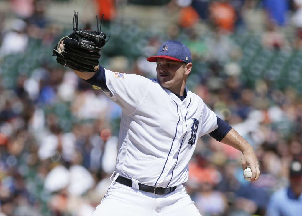 Rays have interest in Tigers LHP Justin Wilson, among other relievers  @RaysBaseball