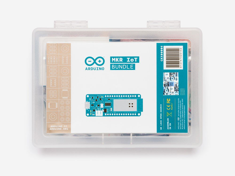 Ready to start an IoT project? Check out our latest bundle!