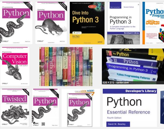 A plethora of #Python Resources for #DataScience:  #abdsc #BigData #MachineLearning