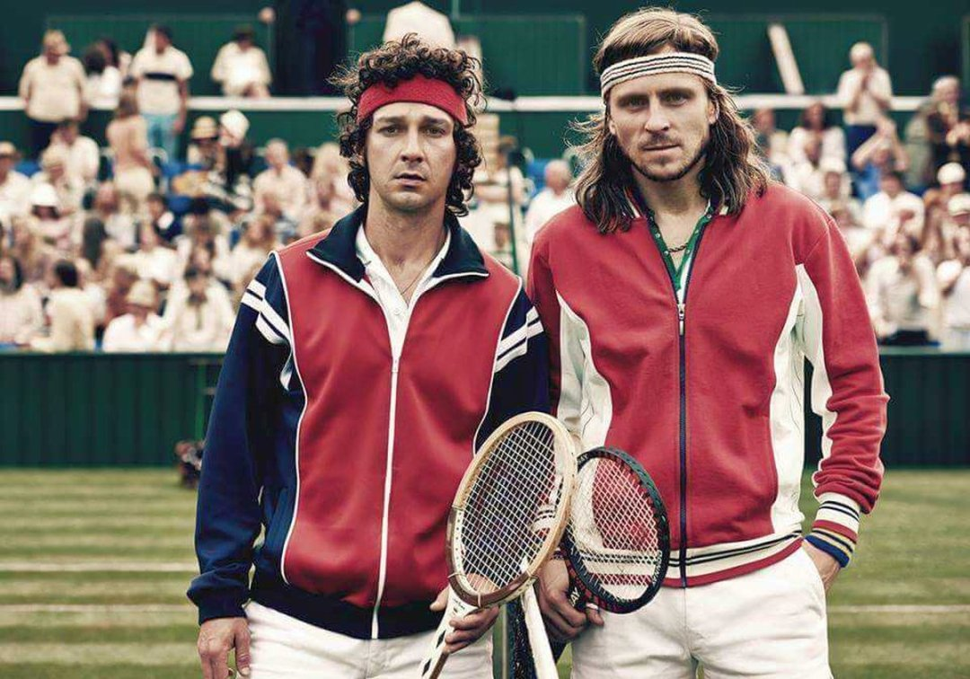 Borg vs. McEnroe Red Band Trailer Featuring Shia LaBeouf