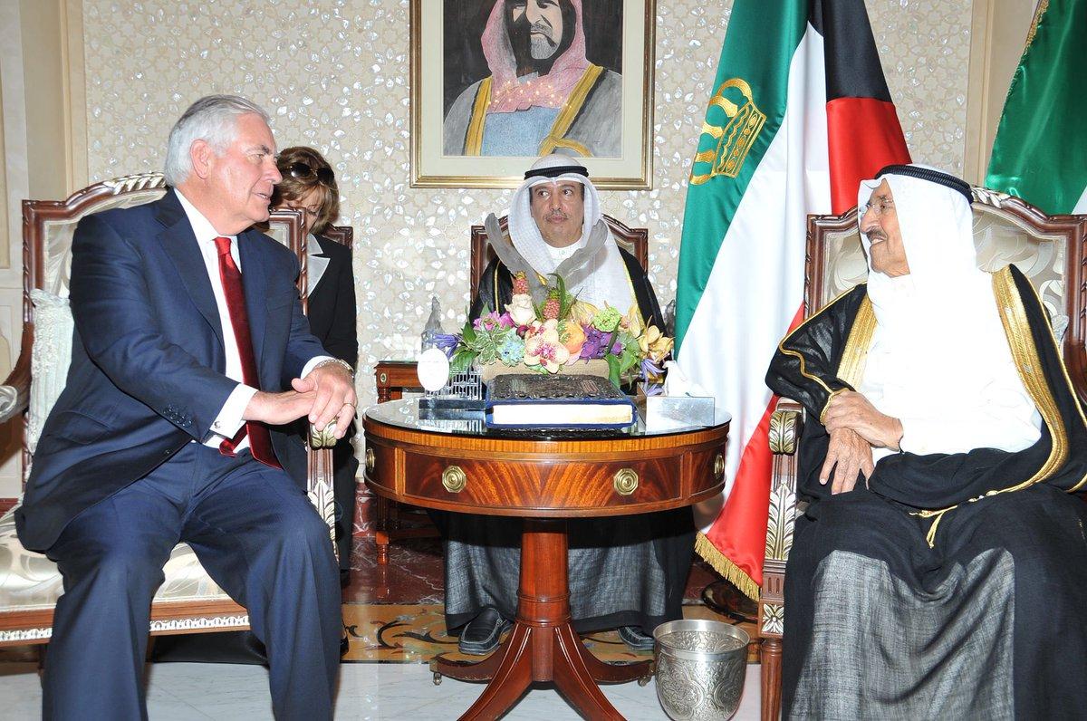 U S Embassy Kuwait V Twitter التقى وزير الخارجية الأمريكي