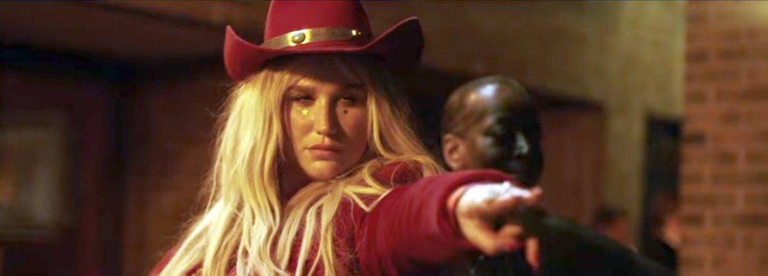 Kesha – Woman Music Video ft. The Dap-Kings Horns