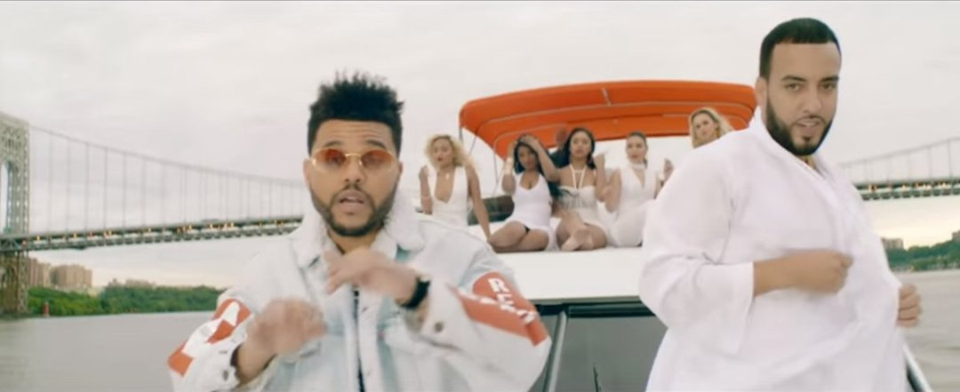 French Montana – A Lie Music Video ft. The Weeknd, Max B