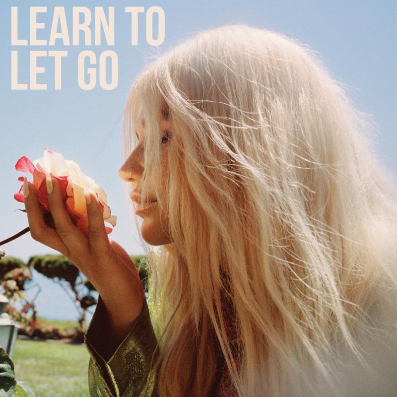 Kesha – Learn To Let Go Lyrics