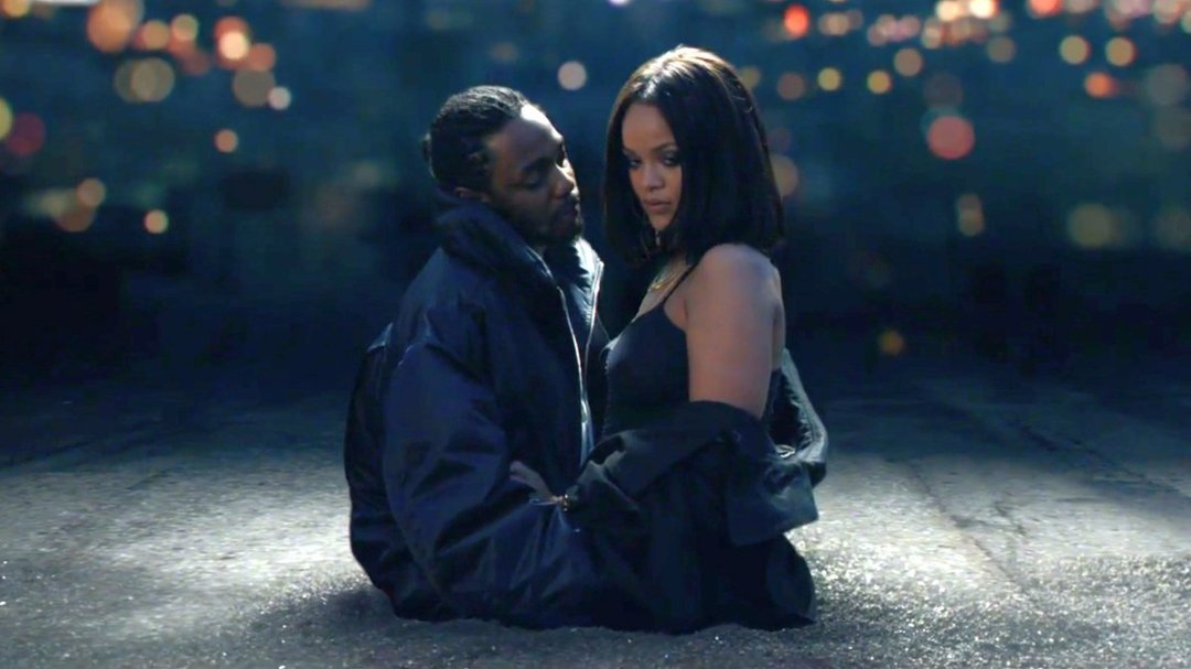 Kendrick Lamar Loyalty Music Video ft. Rihanna