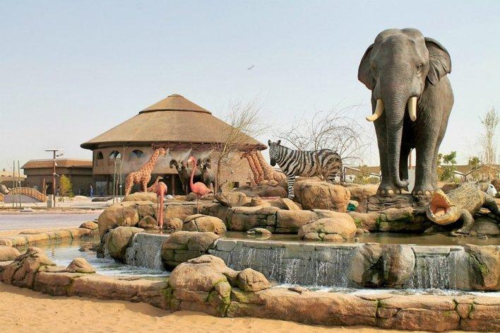 """Twitter पर عمر في الإمارات™: """"أهم حدائق الحيوانات في #الإمارات -سفاري دبي (قريباً) -حديقة حيوان الشارقة -سفاري العين -أبوظبي حديقة أم الإمارات… """""""