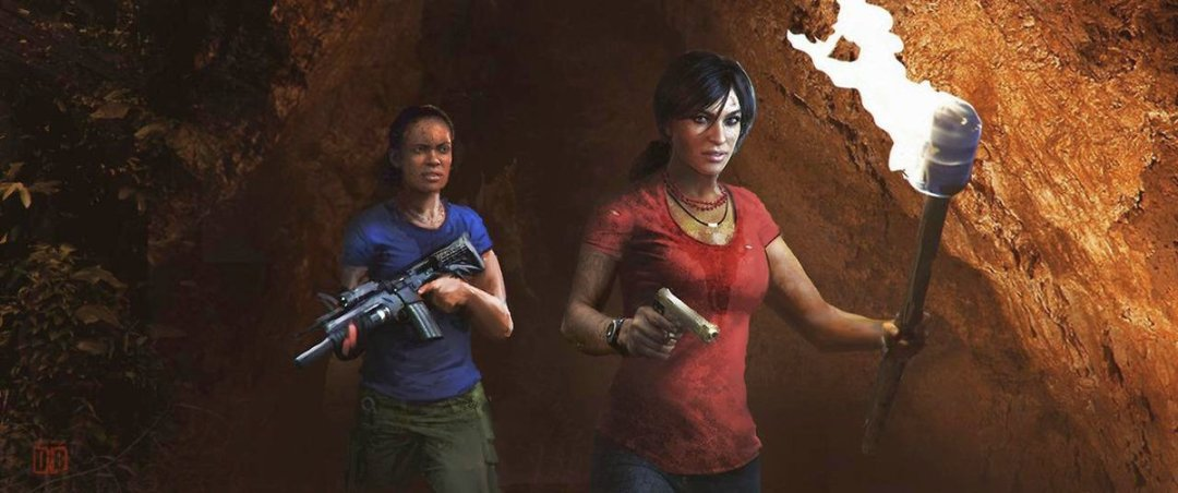 Uncharted: The Lost Legacy Goes Gold 5