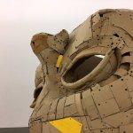 Kunst Berlin On Twitter Beeindruckende Skulpturen Aus Karton Trockenbauschrauben Und Holz Von Jerry Kowalski Im Boulevard B Https T Co Servr95dq6 Ausstellung Https T Co Vk7ox7v3eq