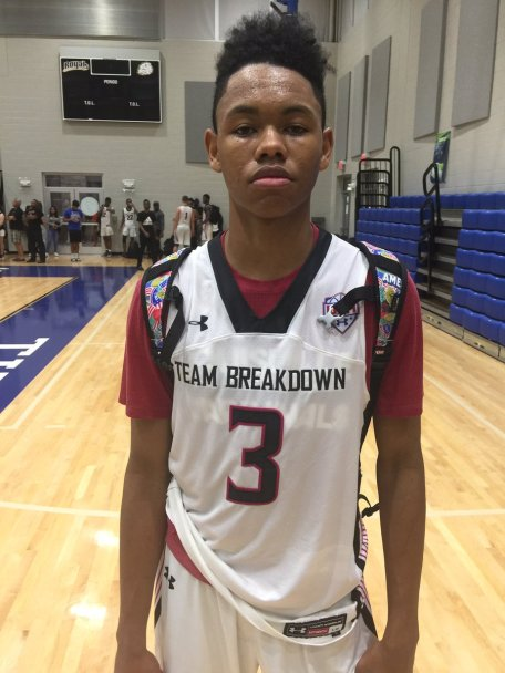 Image result for anfernee simons 45 pts