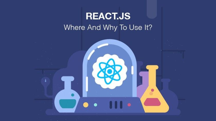 'REACT.JS' — WHERE AND WHY TO USE IT? @nodejs #NodeJS #webdev #javascript #reactjs @reactjs