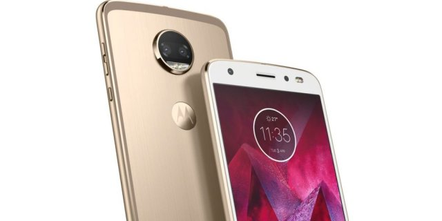 Motorola just announced a super-thin smartphone with a 'shatterproof' display...